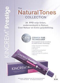 KIN Cosmetics | MW Hair & Beauty Products ~ officieel importeur van KIN Cosmetics in Nederland