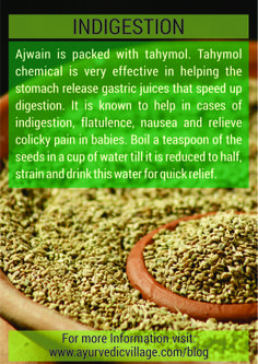 Get your Digestion right with this Ayurvedic Village Remedy! For more information visit: www.ayurvedicvillage.com/blog