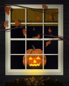 Halloween night!