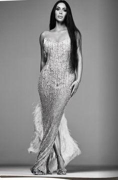 The ever so beautiful, Kim..