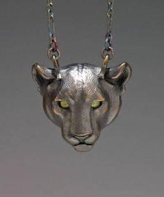 Black Panther Jewelry, Wildlife Jewelry for the Animal Lover, Pendant