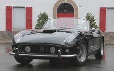 1961 Ferrari 250 GT Spyder California