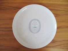 """Porzellan - Papeterie Porzellanteller """"Igel"""" schöner Porzellanteller mit einem Durchmesser von 20cm. spülmaschinenfest 14,90 € inkl. MwSt., zzgl. Versandkosten"""