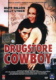 Drugstore Cowboy Kelly Lynch, Cowboy Films, Matt Dillon, Stress, Movies, Movie Posters, Van, Board, Collection
