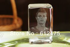 Reiki crystal 3D laser engraving image basketball photo souvenir frame gift home decor pyramid novelty households crafts  $30.12