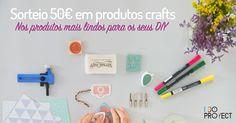 Ganhar 50€ em produtos crafts