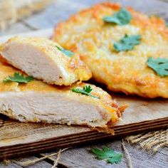 Delicious golden chicken flavoured with gluten-free Massel stock powder. This golden chicken recipe makes a perfect entrée or light dinner. Chicken Breast Steak Recipe, Breast Recipe, Chicken Flavors, Chicken Recipes, Hibachi Chicken, Golden Chicken, Fodmap Recipes, Recipe Images, Steak Recipes