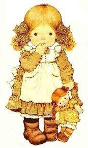 muñecas de sarah kay