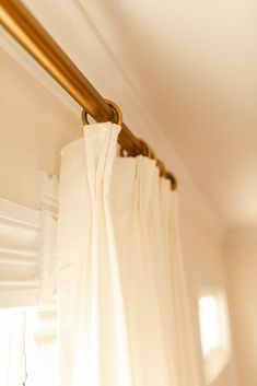 Ikea Curtain Hack - Pleated Curtains Lounge Curtains, Office Curtains, Bedroom Drapes, Master Bedroom, Ikea White Curtains, Cute Curtains, Pleated Curtains, Curtain Inspiration, Room Inspiration