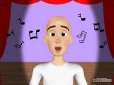 Overcome Stage Fright. This is awesome!