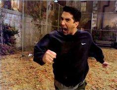 """The Geller Cup"" Ross Geller- David Schwimmer By: sam Friends Show, Serie Friends, Friends Cast, Friends Moments, I Love My Friends, Friends Forever, Ross Friends, Friends Actors, Monica Friends"