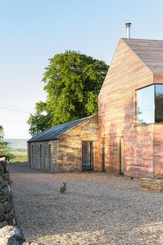Rural Barn-Style House by MawsonKerr Architects 3