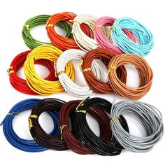 BULK CORDS   ON SALE NOW      5 Metres   Genuine Leather Cord        FREE DELIVERY