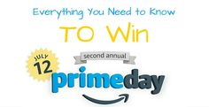 Last updated July 11, 2016 This year'sAmazon Prime Day is on Tuesday, July 12. The online retailer boastsPrime Day as its biggest sales event of the year, promising more than 100,000 deals worldwide exclusively to Amazon Prime members. U.S. members can shop starting at midnight PT at amazon.com/primeday. While last year's inaugural Prime Day eventwas...Read More »