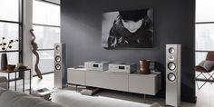 Talis-Lautsprecher von T+A Hifi Audio, Loudspeaker, Technology, Lifestyle, Home, Acoustic, Speakers, Homes, Tech