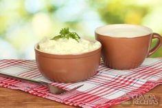 Receita de Purê de batata em receitas de microondas, veja essa e outras receitas aqui!