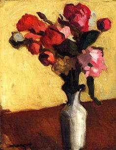 Bouquet of Flowers Albert Marquet - circa 1898