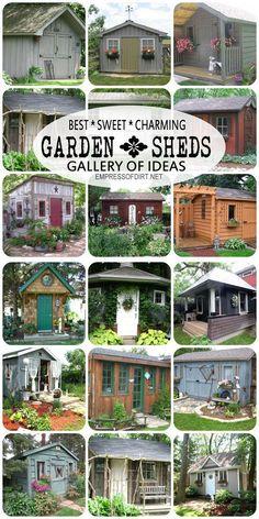 Gallery of best garden sheds                                                                                                                                                                                 More