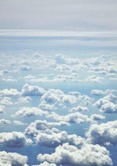Un paseo por las nubes...