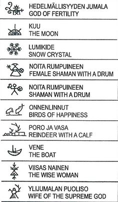 sami symbols and meanings Finnish Tattoo, Shaman Symbols, Reindeer Craft, Symbols And Meanings, Lappland, Wise Women, Symbolic Tattoos, Runes, Tattoo Inspiration