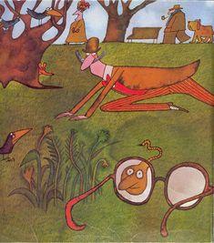 le téléphone enchanté | Flickr - Photo Sharing! Cartoon Knight, Hans Christian, Ex Libris, Typography Prints, Old School, Good Books, Modern Art, Photos, Kids Rugs