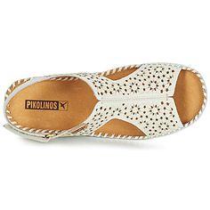 Pikolinos MARGARITA 943 Blanco - Envío gratis | Spartoo.es ! - Zapatos Sandalias Mujer 99,95 € Huaraches, Comfortable Shoes, Sneakers Fashion, Birkenstock, Footwear, Flats, Womens Fashion, Trends, Collection
