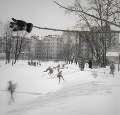 Alexey Titarenko was born in 1962 in St. His monograph The City is a Novel features over 140 photographs of his work in St. Petersburg, Venice, Havana, and New York. Alexey Titarenko, Dada Art Movement, City Of Shadows, Kazimir Malevich, Alternative Photography, Snow Art, Time Stood Still, New York, Photography Workshops