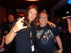 Il mio report del concerto degli Epica a Tilburg del 30.04.14 pubblicato sul sito di Rockerilla.
