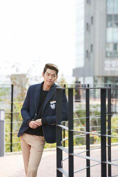 Kim Woo Bin - Choi Young Do The Heirs