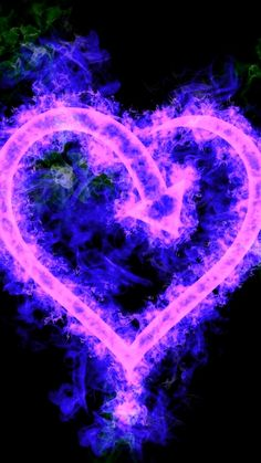 Heart Iphone Wallpaper, Cellphone Wallpaper, Wallpaper Backgrounds, Wallpapers, Hearts, Celestial, Purple, Pictures, Image