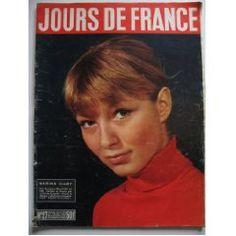 Jours de France (n°27) du 12/05 au 19/05/1955 - Marina Vlady (couv.) - Congrès radical - Tonkin français - La Bretagne - Festival de Cannes - Marie-Antoinette - Enesco - Explosion atomique -... [Magazine mis en vente par Presse-Mémoire]