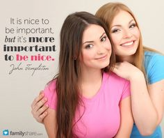 Help your daughter know what a mean girl is, how to deal with them, and how to not become one.