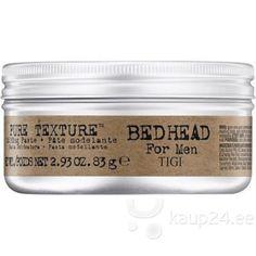 Modelleerimispasta Tigi Bed Head For Men Pure Texture 93 g hind ja info   Viimistlusvahendid juustele   kaup24.ee