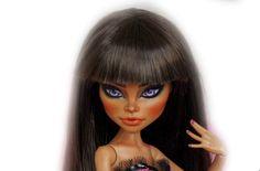 Monster High OOAK Custom Repaint Nefera de Nile ♥ Dressed ♥ by Rogue Lively | eBay