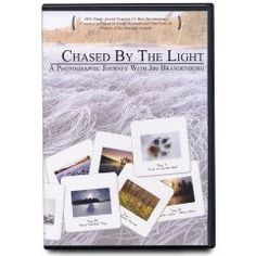 Chased By The Light DVD - A Video Journey With Jim Brandenburg $17.99