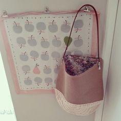 DIY hobo bag