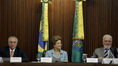 Ossami Sakamori BlogSpot.com: Dilma, vou de golpe democrático!