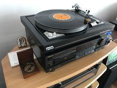 Technics SL-P777 and Pick-up Profi Sound