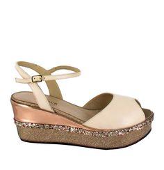 Zapato de verano de Menbur (ref. 6225) Summer shoes by Menbur (ref. 6225)