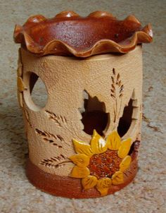 Svícny a aroma lampičky | Aroma lampa | Keramika Dori