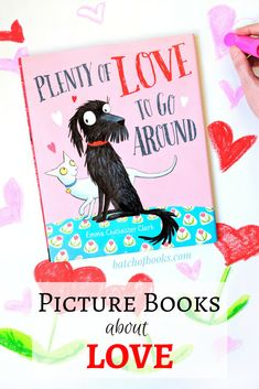 10 Adorable Picture Books About Love to Celebrate Valentine's Day, Including Personalized Books!