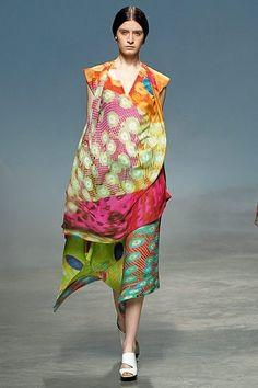 Issey Miyake - stunning fabric by adriana