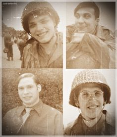 my chemical romance, ghost of you video stills. Clockwise from top: Gerard Way, Frank Iero, Mikey Way, Ray Toro.