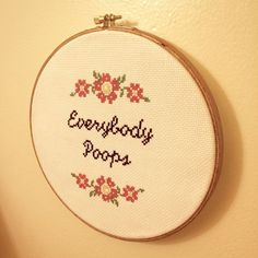 Hey, I found this really awesome Etsy listing at https://www.etsy.com/listing/225324769/everybody-poops-cross-stitch-pattern