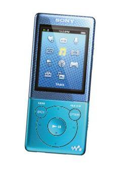 Walkman Video-mp3-Player mit 8 GB, Sony, »NWZ-E474« im Online Shop von Ackermann Versand