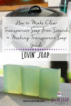 I've tried making transparent soap a few different times and the results haven't been so great! After seeing a demo by Jackie Thompson at the Lonestar Soap and Toiletries seminar I was …