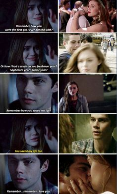 Stydia - Season 6 #TeenWolf #6x01