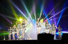 More pictures from SNSD's Phantasia in Jakarta ~ Wonderful Generation