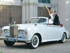 Fun Unique For A Special Wedding VINTAGE WEDDING LIMO ROLLS ROYCE HOUSTON