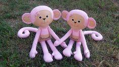 Veselé opičky pre Juliannku a Lenku 😊